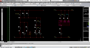 AutoCAD ung dung trong nganh dien tu dong 2